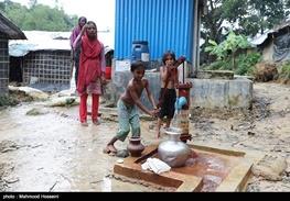 درخواست وزارت بهداشت برای کمک به مسلمانان میانمار؛ خیرین ایران در بنگلادش آشپزخانه راه اندازی کنند