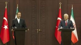 اسحاق جهانگیری,ایران و ترکیه