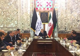 علی لاریجانی,حماس