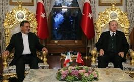 اسحاق جهانگیری,رجب طیب اردوغان