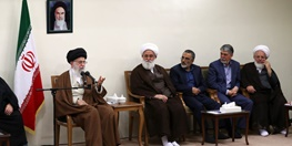 شهید سیدمصطفی خمینی,آیتالله خامنهای رهبر معظم انقلاب