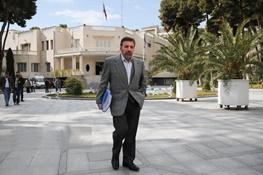 محمود واعظی,سپاه پاسداران