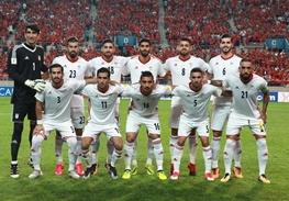 مسابقات انتخابی جام جهانی2018,تیم ملی فوتبال ایران