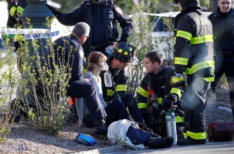 مهاجم حمله تروریستی منهتن/ عکس