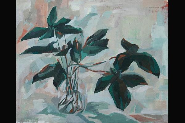 «کلروفیل»، نمایش گلهایی که به یاد صلح کشیده شدهاند