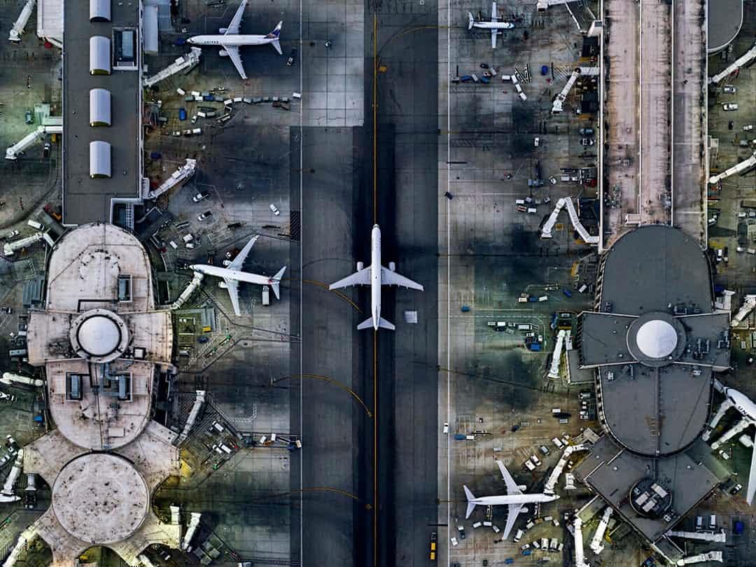 تصاویر | چند نمای متفاوت و تماشایی از لسآنجلس و نیویورک