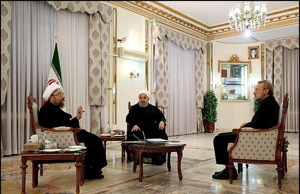 روحانی: ناامید کردن مردم هدف آمریکاست، هوشیار باشید