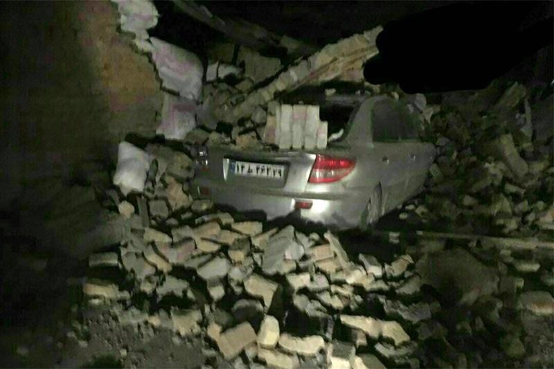 فیلم | گزارش هلال احمر و مدیریت بحران از زلزله غرب کشور؛ همه تصاویر منتشر شده را ببینید