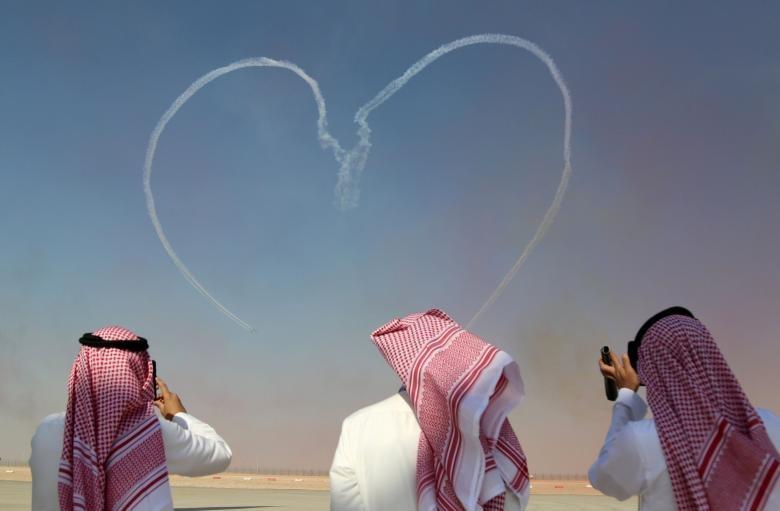 تصاویر | نمایشگاه هوایی دبی امارات