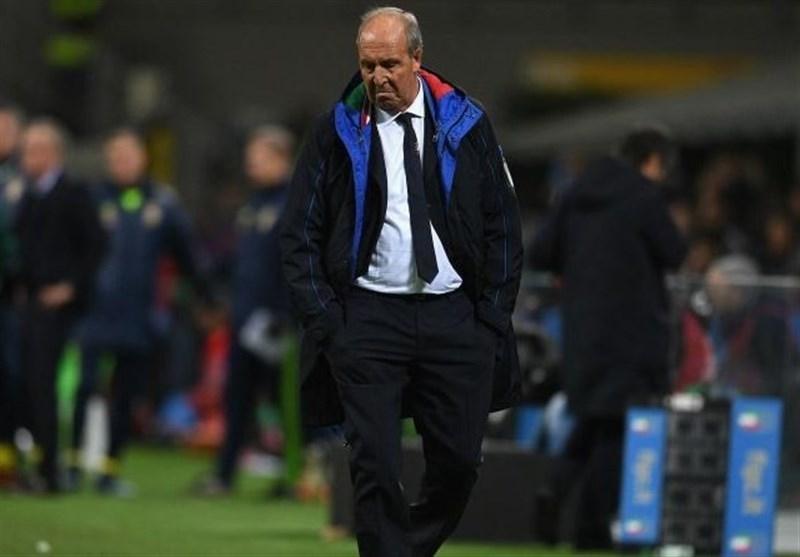 سوهان روح فوتبال ایتالیا اخراج شد!
