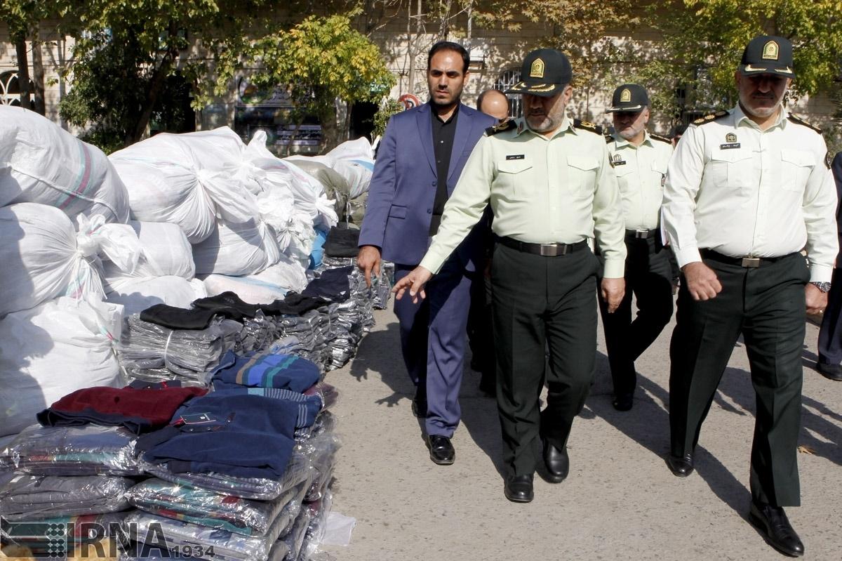 تصاویر | بازداشت ۱۱۰ سارق و انهدام ۲۸ باند سرقت در تهران