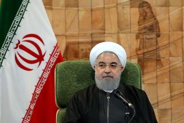 فیلم | واکنش رئیسجمهور به تخریب مسکن مهر در زلزله کرمانشاه