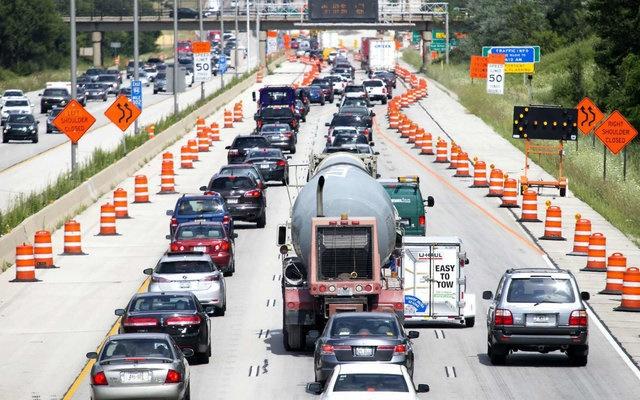 ساخت خط ویژه خودروهای خودران در آمریکا
