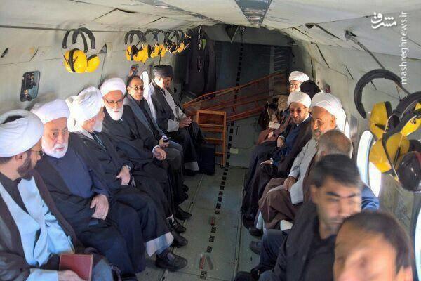 عکس | اعزام هیات ویژه از سوی رهبر انقلاب به کرمانشاه