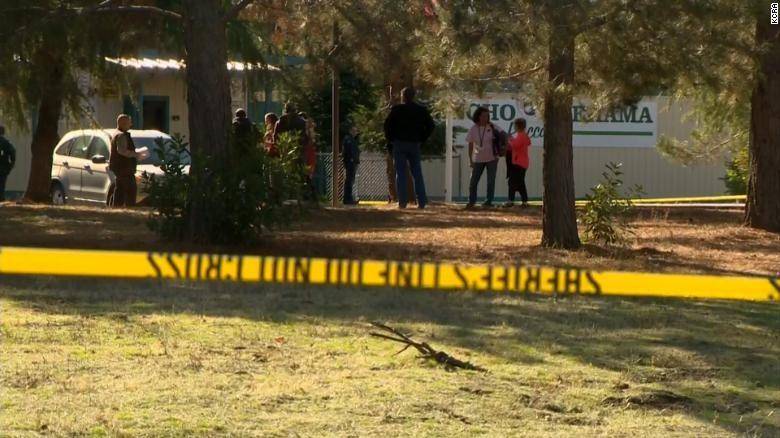 تصاویر | تیراندازی مرگبار در مدرسه ابتدایی شمال کالیفرنیا با ۵ کشته