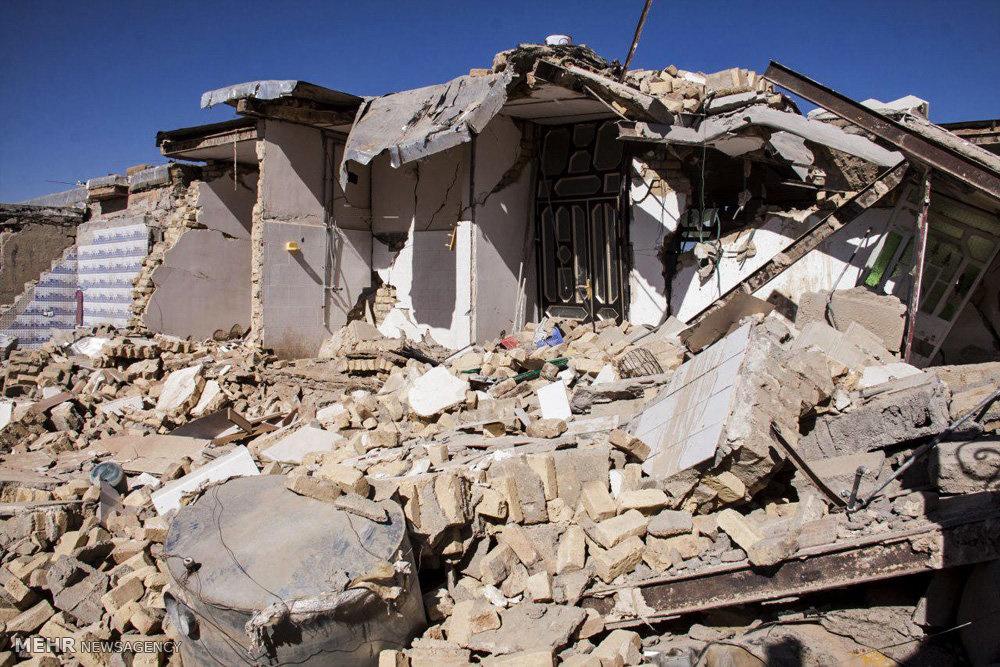 وعده بازسازی خانههای مناطق زلزلهزده کرمانشاه در ۸ ماه/ بخشی از زلزلهزدگان هنوز در سرما هستند