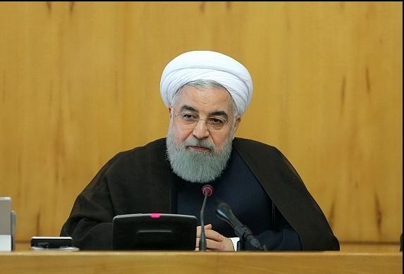 روحانی: وقوع حوادث طبیعی میز محاکمه نیست