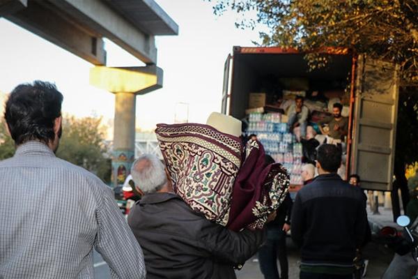 فیلم | توصیه پلیس به مردمی که قصد کمک به زلزلهزدگان کرمانشاه را دارند