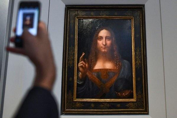 رکوردزنی لئوناردو داوینچی با فروش ۴۵۰ میلیون دلاری آخرین اثرش