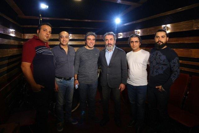 سیامک انصاری راوی فیلمی درباره باشگاه استقلال شد