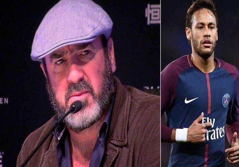 انتقاد کانتونا از نیمار:در لوشامپیونه چه خبر بود که به خاطرش بارسلونا را رها کردی؟