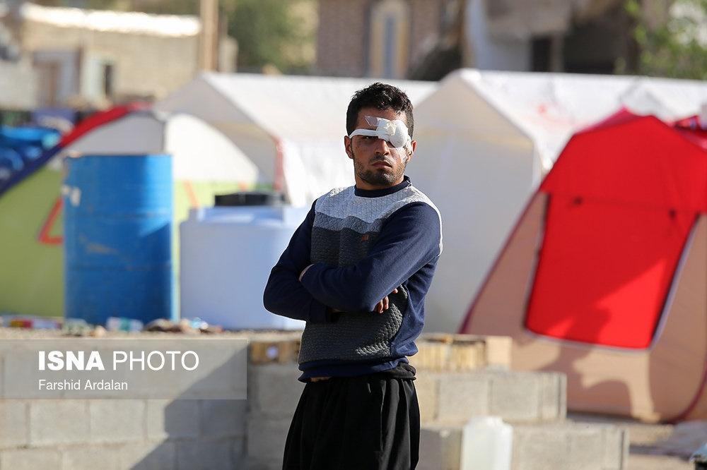 تصاویر   روزگار مردم کرمانشاه پنج روز پس از زلزله