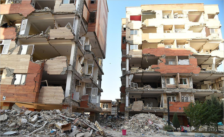منتظر باشید، ویرانی مسکنمهر در زلزلهبعدی تکرار میشود
