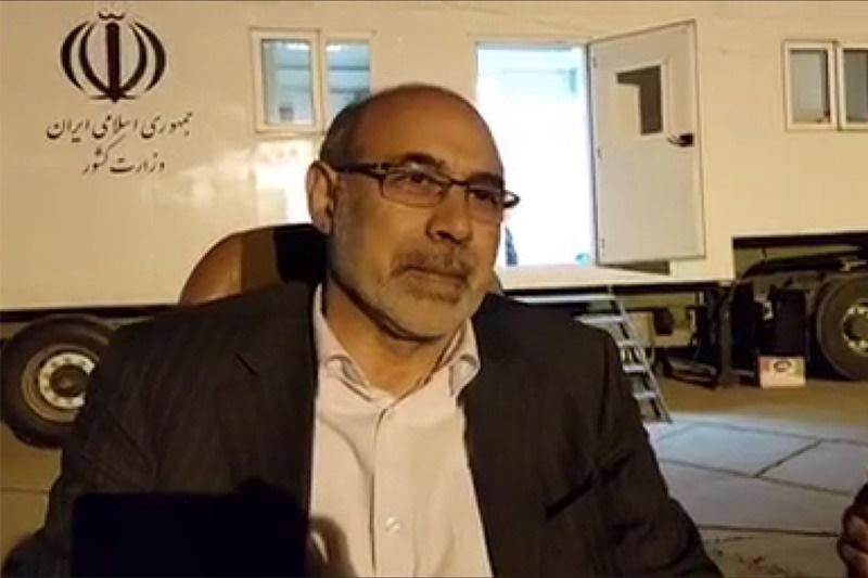 فیلم | معاون استاندار کرمانشاه: ۱۰۰ نفر در مسکن مهر کشته شدند