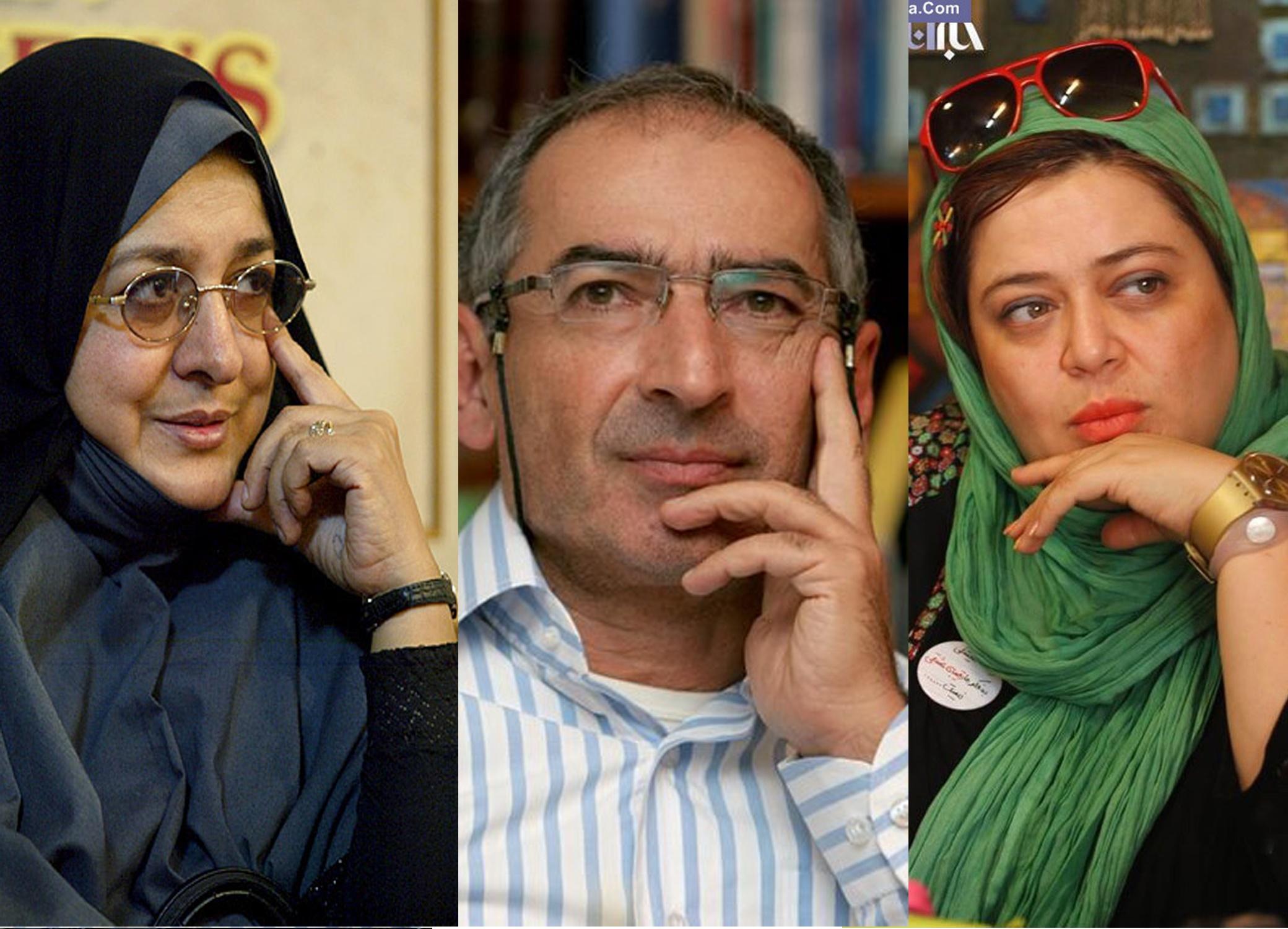 نگاه چهرههای سیاسی، فرهنگی و اجتماعی به کتاب