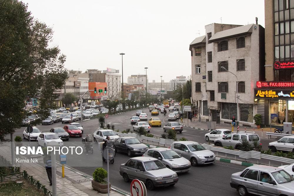 سهم بالای اتوبوسهای شرکت واحد در آلودگیهوای تهران