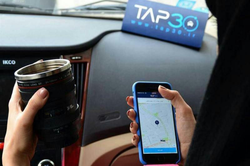 تاکسی اینترنتی تپسی به ارومیه رسید