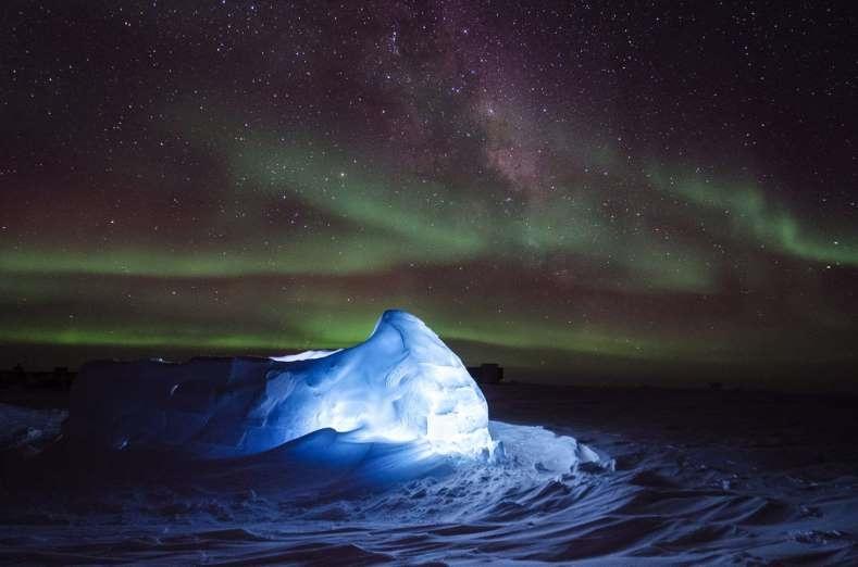 تصاویر | سفری به قطب جنوب در گرمترین روزهای سال