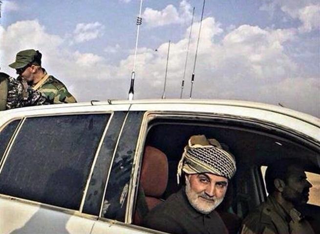 قدردانی مراجع از سردار سلیمانی/ داعش محکوم به زوال است