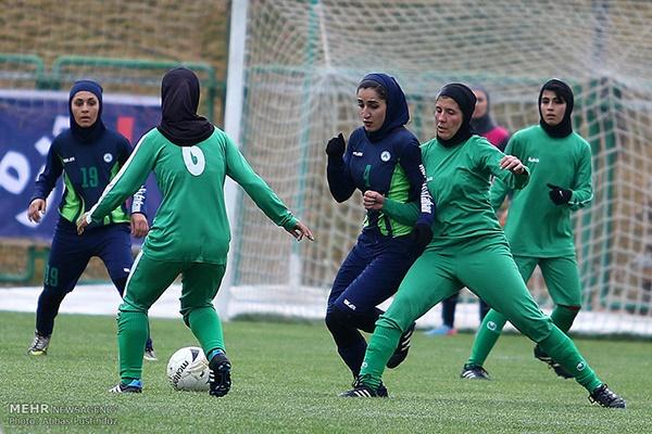 فیلم | گل زلاتانی ملیپوش فوتبال بانوان در لیگ برتر