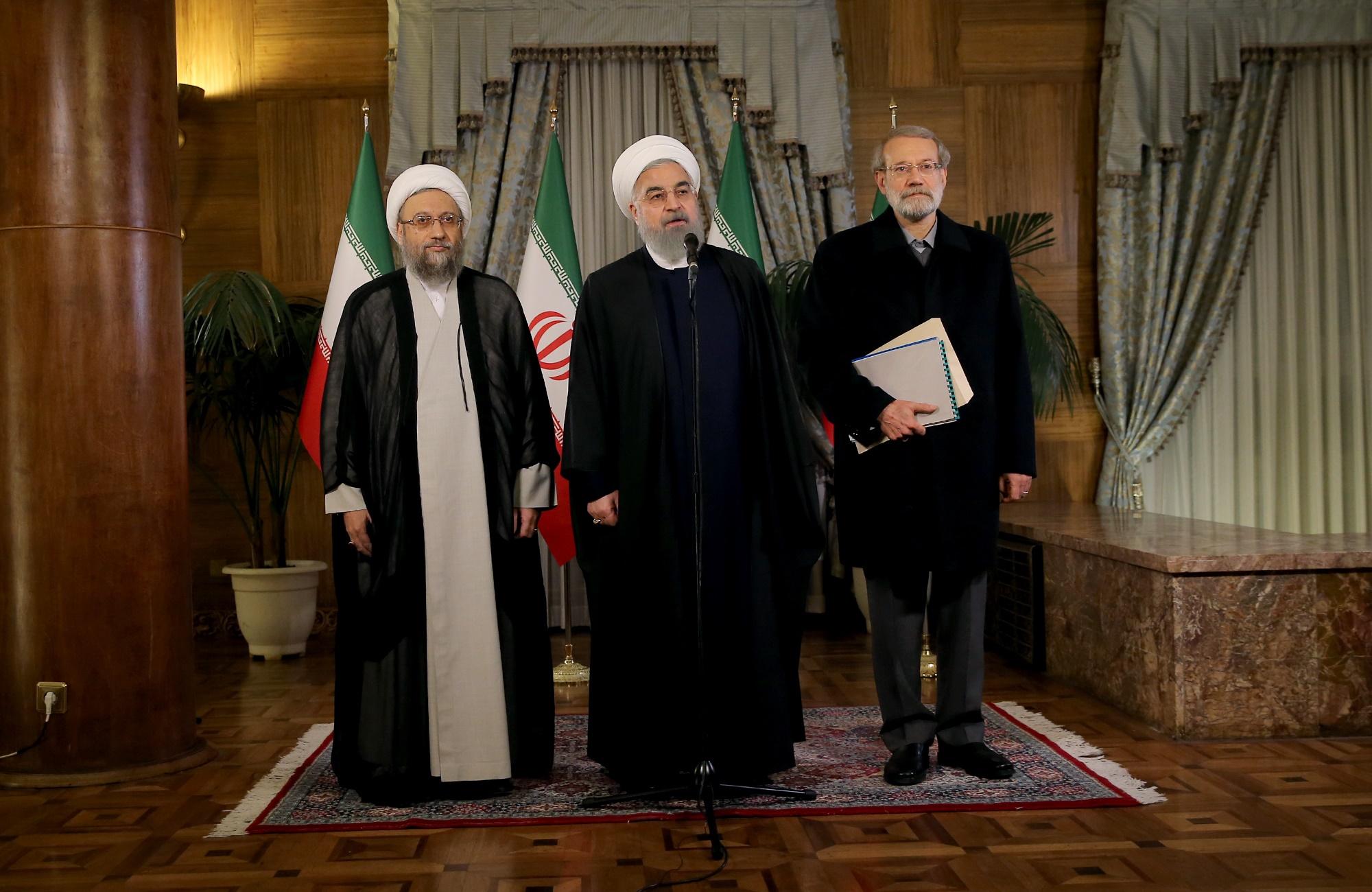 روحانی: منطقه باحمایت و اسلحهآمریکایی رویخوش نخواهددید