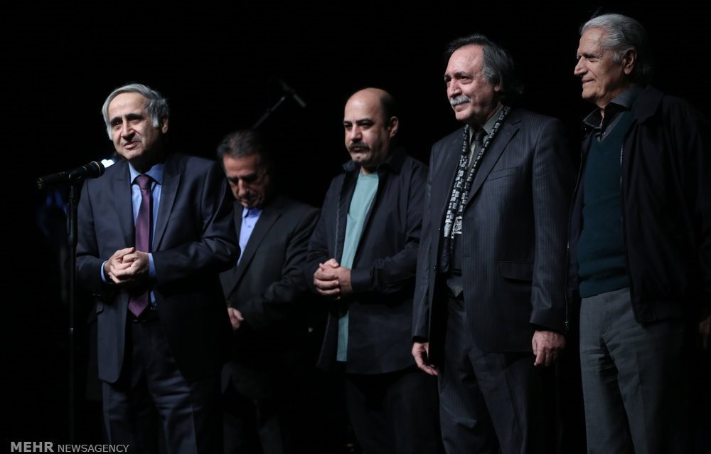 تصاویر | تقدیر از ۵ هنرمند موسیقی در سومین «سال نوا»