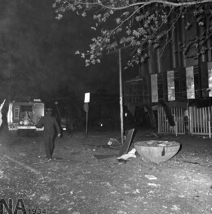 تصاویر | ۳۶سال قبل؛ انفجار بمب در فروشگاه قدس به دست منافقین