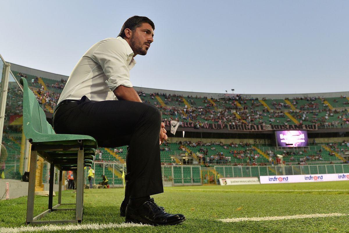گتوسو: خدای فوتبال پاداش ما را داد