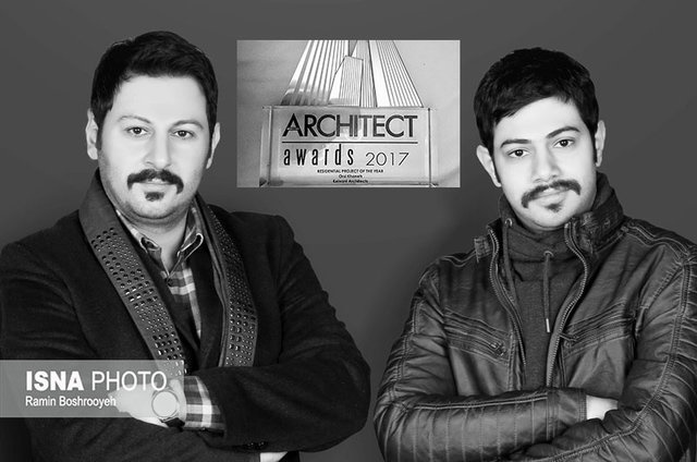 جایزه «معمار خاورمیانه» ۲۰۱۷ امارات متحده به معماران جوان آستارا رسید