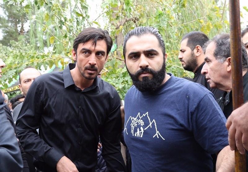تصاویر   اولین سالگرد درگذشت منصور پورحیدری با حضور پیشکسوتان استقلال