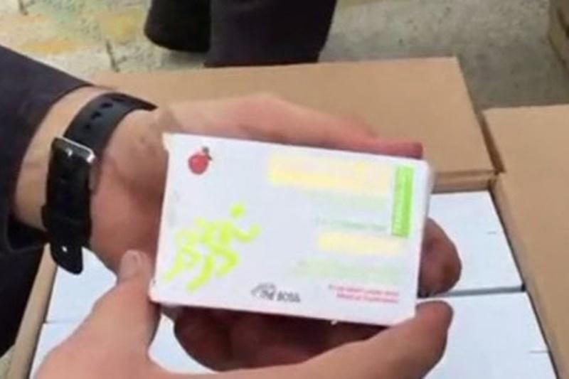 فیلم | کشف و توقیف ۲۴ میلیون قرص مخدر داعش در ایتالیا!