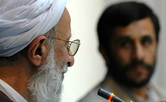 آیتالله مصباحیزدی: امروز احمدینژاد را تأیید نمیکنم