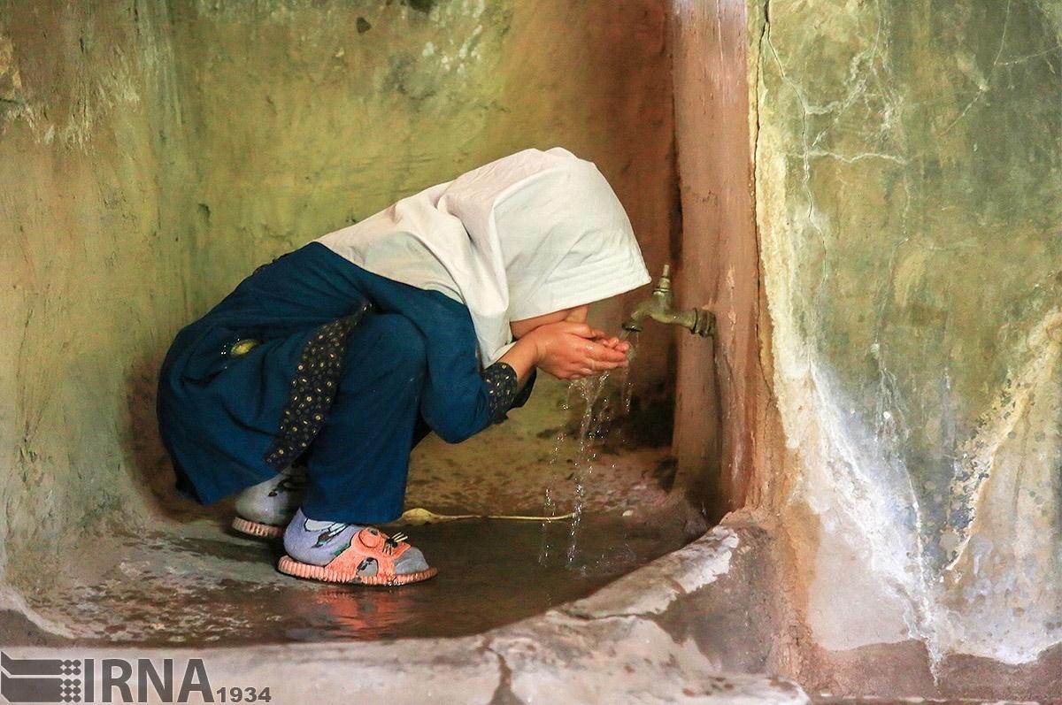 تصاویر | دشواریهای تحصیل در مدارس کوخنشین بانه