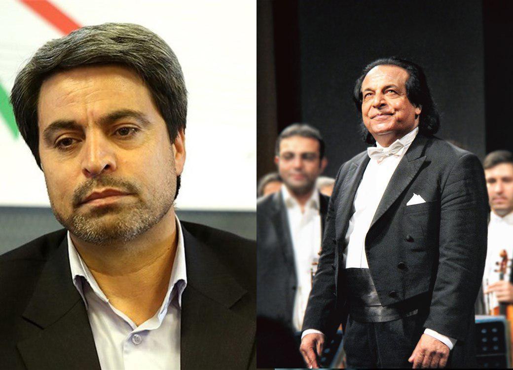 صفیپور ادعای علی رهبری را تکذیب کرد/ دعوت از ارکستر سمفونیک اروپایی شایعه است