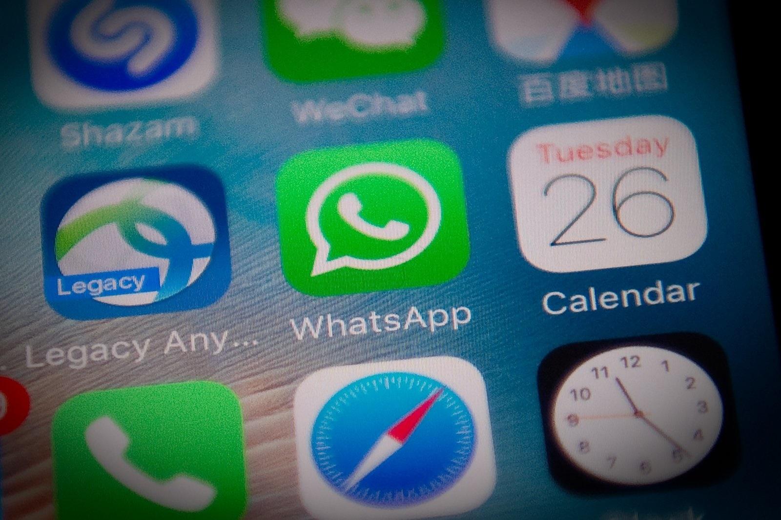 فیلترشدن واتساَپ در افغانستان