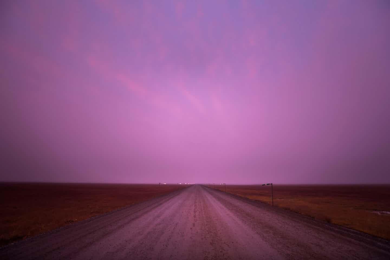 تصاویر | نگاهی به بزرگراه دالتون، تنهاترین جاده آمریکا!