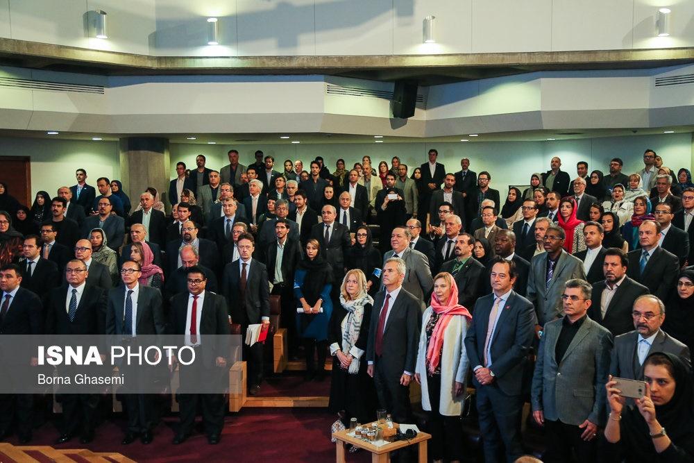 تصاویر   هفتاد و دومین سالگرد روز ملل متحد