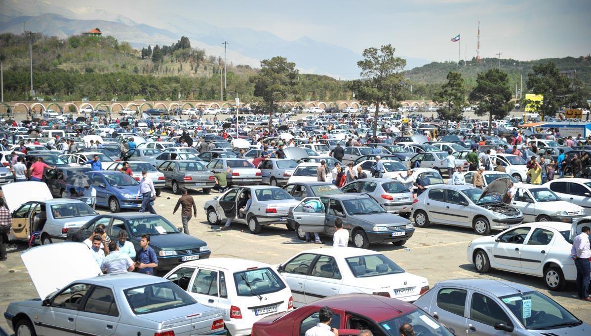 بیحالی بازار خودرو در میانه پاییز