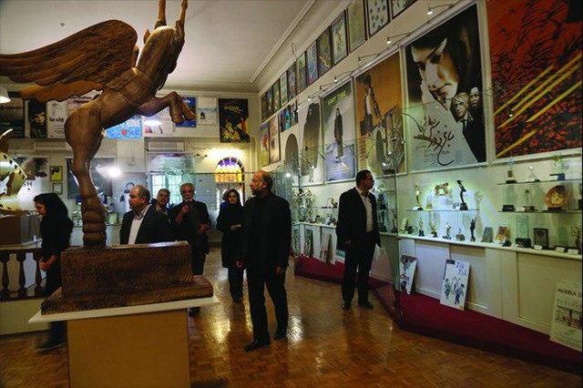 حیدریان: فیلمخانه ملی ایران هنوز متولد نشده است