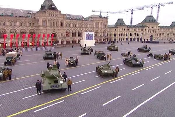 فیلم | ۷۶ سال پس از اتحاد روسها برای شکست ارتش هیتلر
